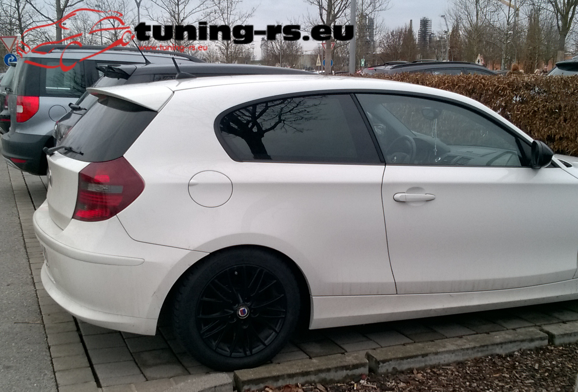 BMW 1er E87 E81 Dachspoiler Dachflügel Heckspoiler tuning-rs.eu | eBay