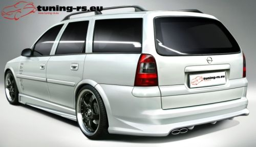 opel vectra b kombi heckstossstange caravan rs tuning ebay. Black Bedroom Furniture Sets. Home Design Ideas